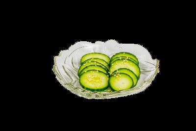 94. Kyuri Tsukemono (vegetarisch)