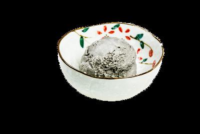 90. Sesam Eis (vegetarisch)