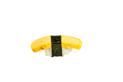Tamago Nigiri vegetarisch