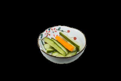 33. Hokkaido – Salat (vegetarisch)