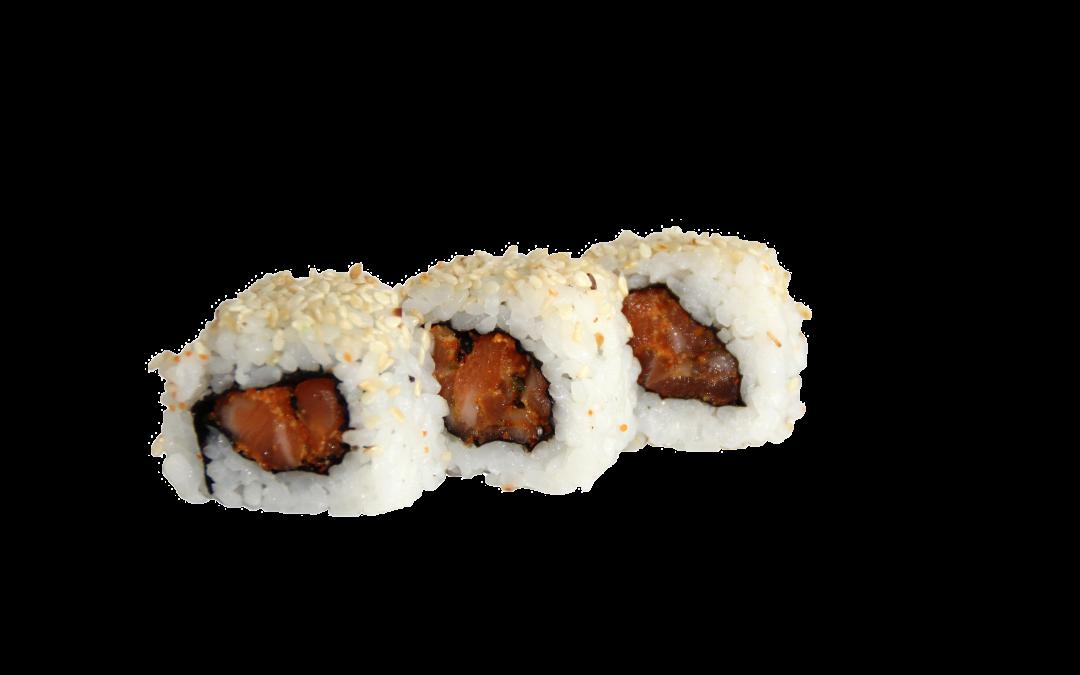 108. Spicy Salmon
